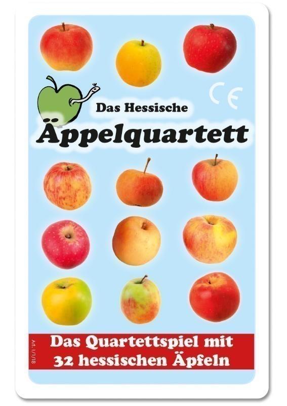 Hessisches Äppelquartett